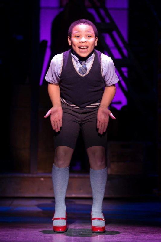 Kinky Boots auf dem Broadway_Foto Matthew Murphy