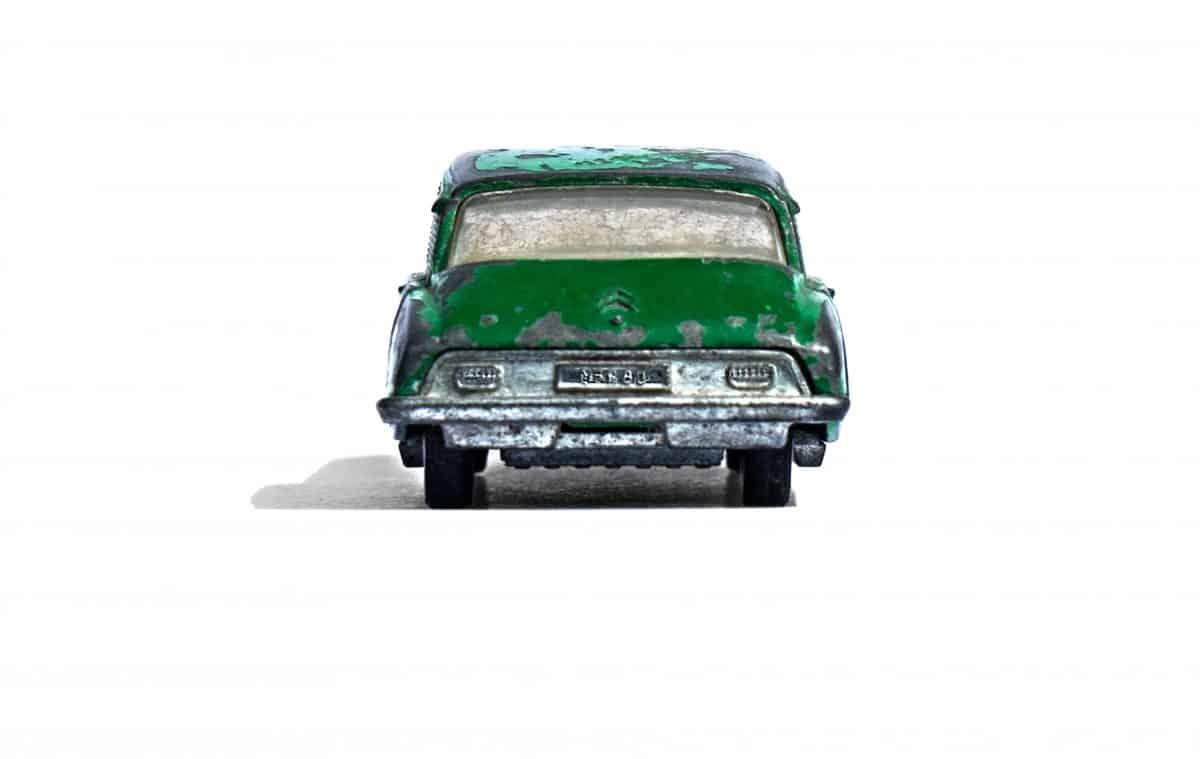 Kinderzimmerhelden, Citroën DS, Christian Blanck