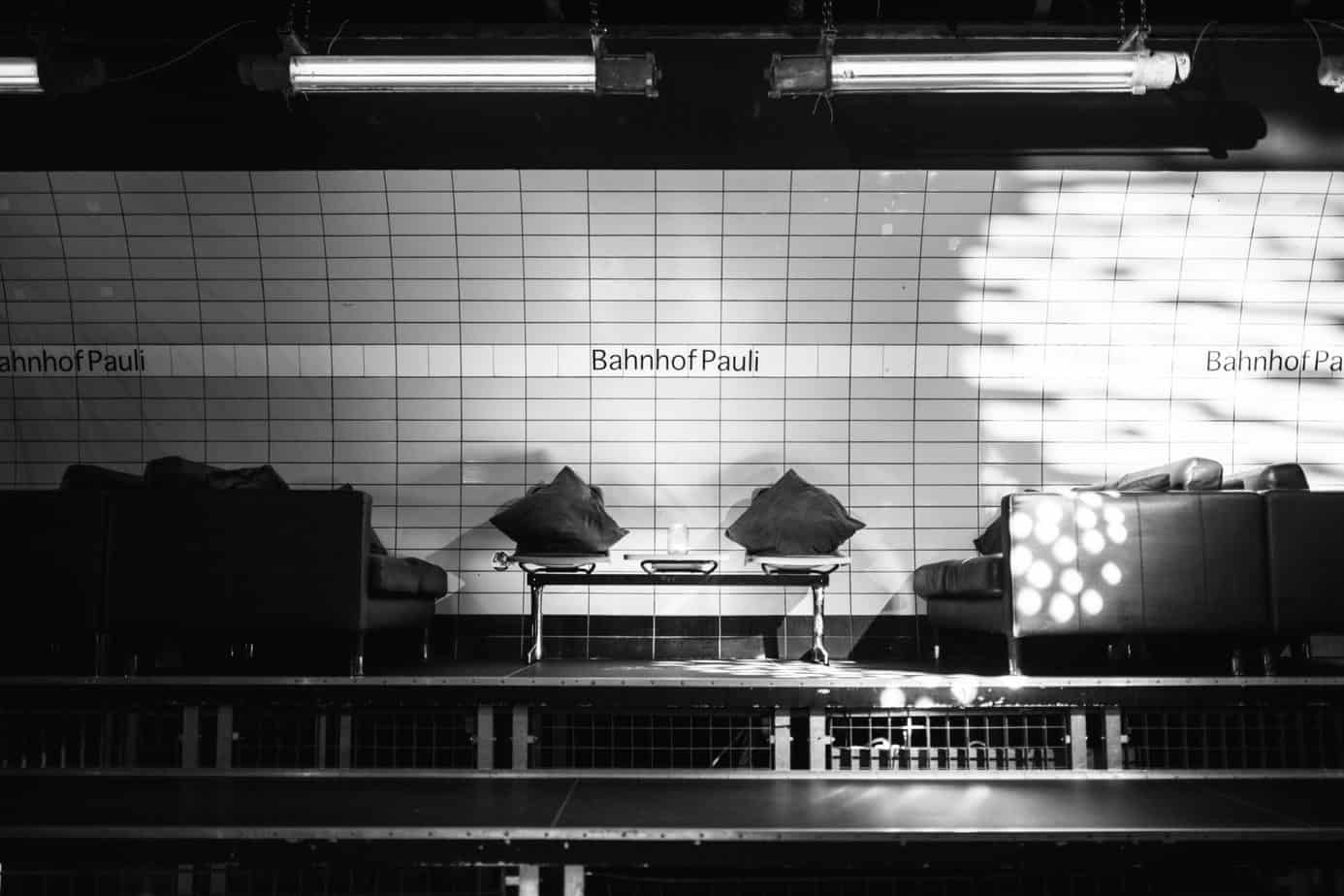 Bahnhof Pauli im Klubhaus Foto: chvbbls