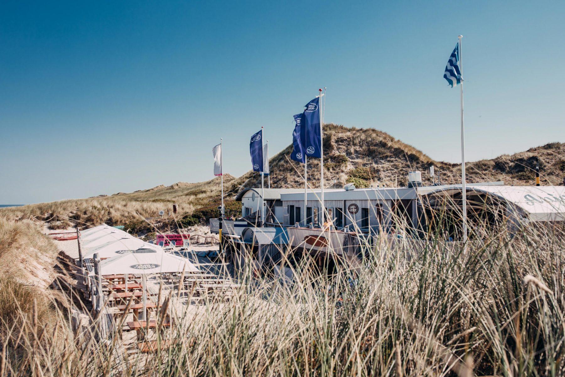 Die Buhne 16, Wiege der Sylter Surf-Geschichte und bis heute entspannter Anlaufpunkt. Foto: Alexander Heil/Sylt Marketing