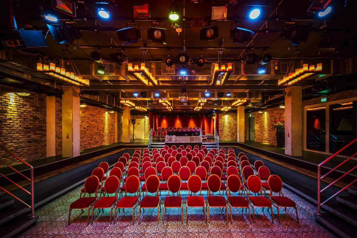 Schmidtchen Theater im Klubhaus Hamburg, Foto: Ingo Boelter
