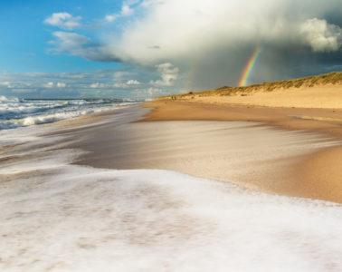 Der Strand in Rantum